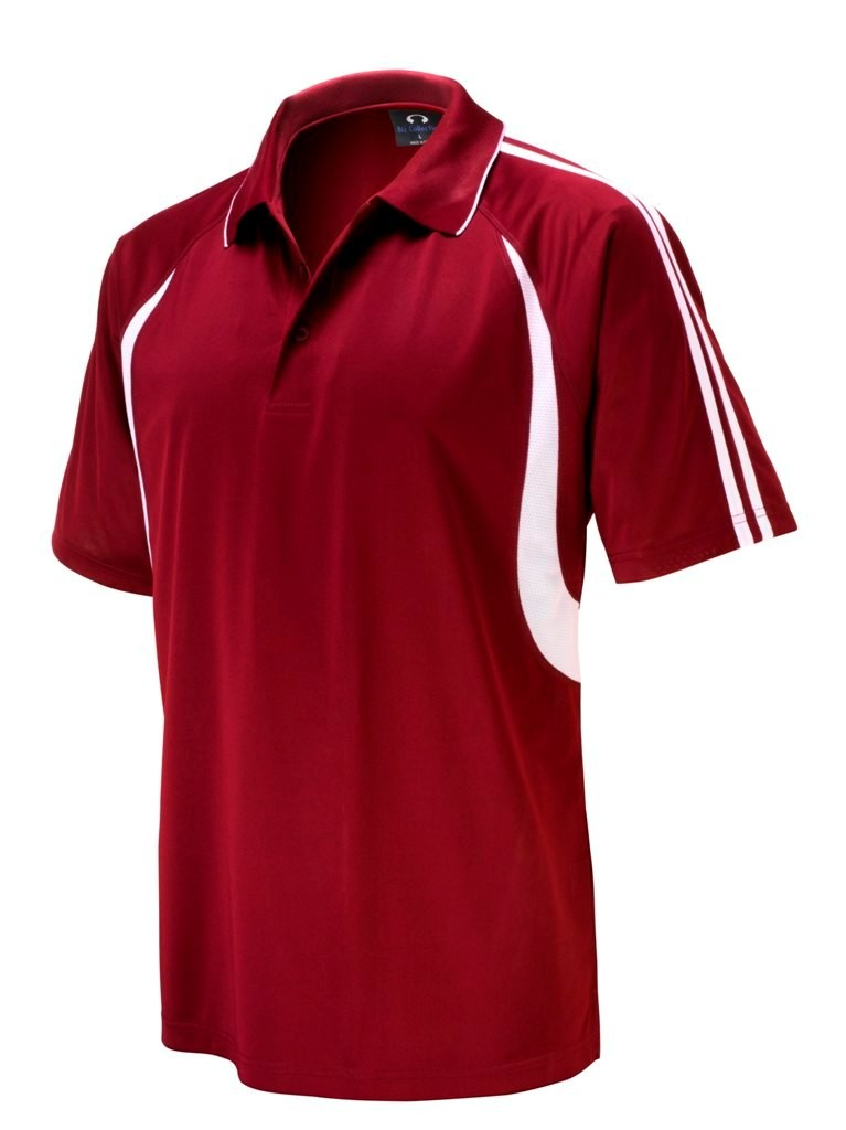 0f6b43fc2ecc Mens Bizcool Flash Polo - P3010