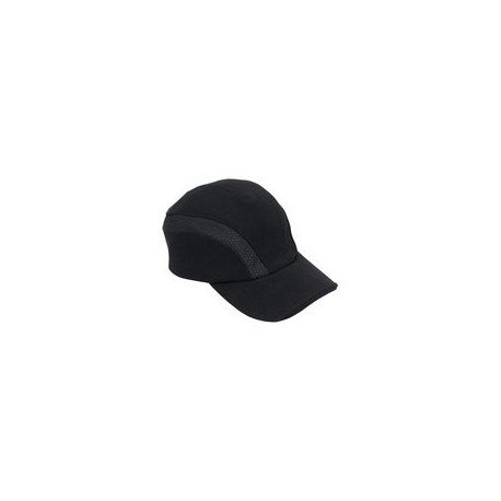 Black Cool Vent Baseball Cap - BCVI