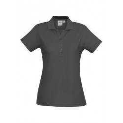 Ladies Crew Polo - P400LS