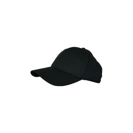 Black Cool Vent Baseball Cap - BCCV