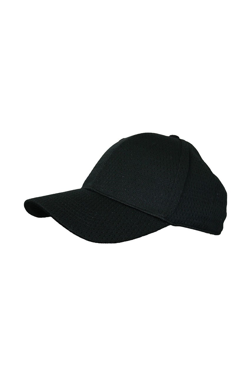 67a06f01e Black Cool Vent Baseball Cap - BCCV | Workwear Clothing Online (The #1  Wholesaler)