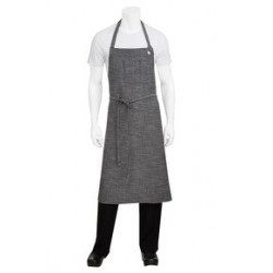 Corvallis Chef's Bib Apron - ABCXX002