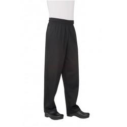 Black Basic Baggy Pants - NBBP