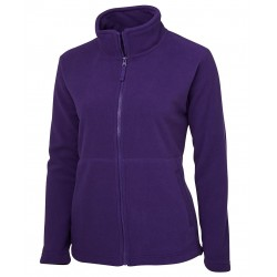 JB's LADIES FULL ZIP POLAR - 3FJ1