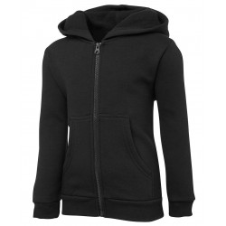 LADIES P/C FULL ZIP HOODIE - 3PZH1