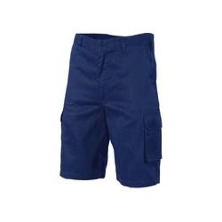 190gsm Light Weight Cool-Breeze Cotton Cargo Shorts - 3304