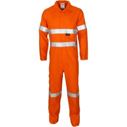 Patron Saint Flame Retardant Coverall with 3M F/R Tape - 3427