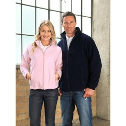 Mens Poly Fleece Jacket - PF630