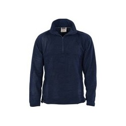 300gsm Polyester Unisex Half Zip Polar Fleece - 5321