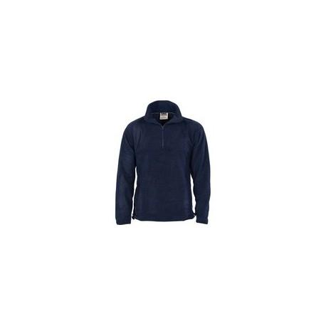 300gsm Polyester Unisex Half Zip Polar Fleece - 5321
