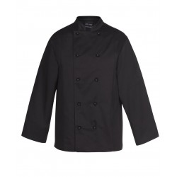 JB's VENTED L/S CHEF'S JACKET - 5CVL