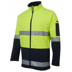 Hi Vis (D+N) Layer Jacket - 6D4LJ