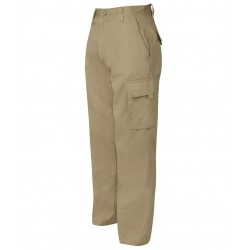 Adults Mercerised Work Cargo Pant - 6MP