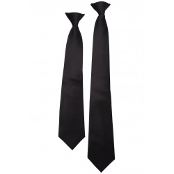 Clip on Tie (5 Pack) - 5TCT