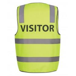 Hi Vis D+N Safety Vest, Visitor - 6DNS7