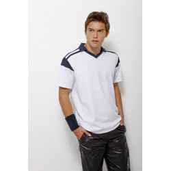 Mens Portland Mesh Knit Polo - ST1225