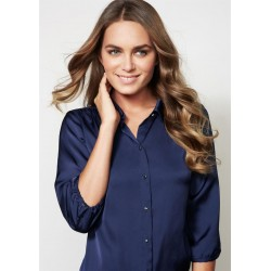 LADIES SHIMMER BLOUSE - S313LT