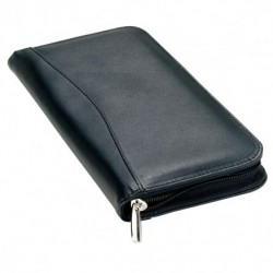 Bonded Leather Travel Wallet - B253