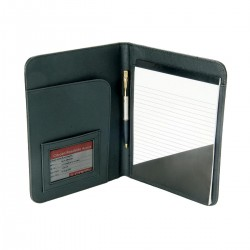 Bonded Leather A5 Compendium - B164