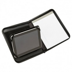 Leather Tablet E-Portfolio - 1198