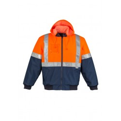 HI Vis Quilted Flying Jacket - ZJ351