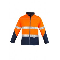 Hi Vis Soft Shell Jacket - ZJ353