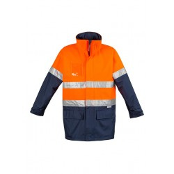 Hi Vis Waterproof Lightweight Jacket - ZJ355