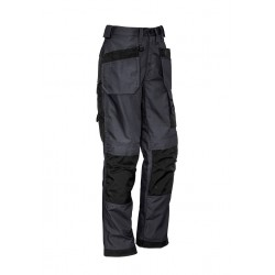 Ultralite Multi-Pocket Pant Charcoal - ZP509