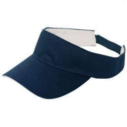 Sandwich Peak Visor Navy/White - 4040