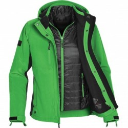 Women's ATMOSPHERE 3-IN-1 SYSTEM JACKET - SSJ-1W