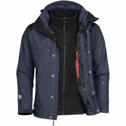 Mens BEAUFORT 3-IN-1 SYSTEM JACKET - XR-5