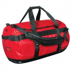 Waterproof Gear Bag (Large) Bold Red/Black - GBW-1L