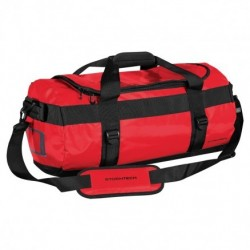Waterproof Gear Bag (Small) Bold Red/Black - GBW-1S