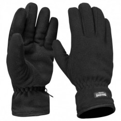 Helix Fleece Gloves Black - GLO-1
