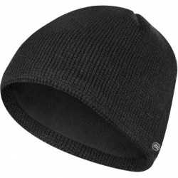 Helix Knitted Fleece Beanie - KFH-1