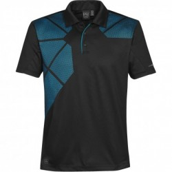 Men's Prism Performance Polo BL/ELBL - OPX-1