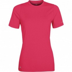 Women's LOTUS H2X-DRY PERFORMANCE S/S TEE - SNT-1W