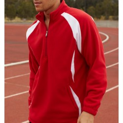 1/2 ZIP SPORTS PULL OVER - CJ1050