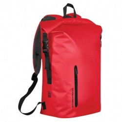 Cascade Waterproof Backpack Bold Red/Black - WXP-1