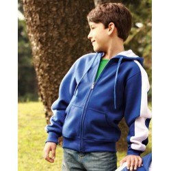 KIDS CONTRAST FLEECE - CJ1222