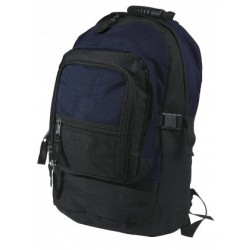 Fugitive Backpack Navy/Black - BFGB