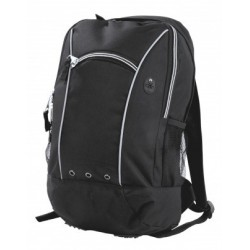 Fluid Backpack Black/Black - BFLB