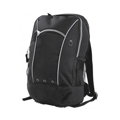 Fluid Backpack Black/Black - BFLB