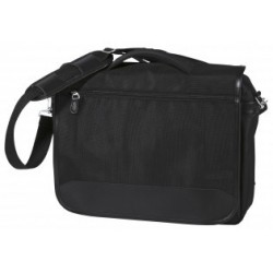 Milan Brief Bag Black - BMB