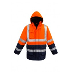 Mens FR Arc Rated Anti Static Waterproof Jacket - ZJ900
