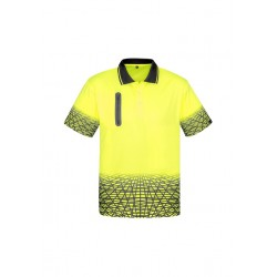 Mens Tracks Polo - ZH300