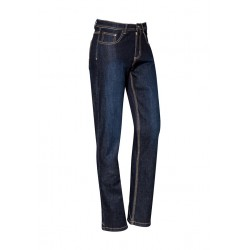 Womens Stretch Denim Work Jeans - ZP707