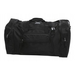 Plain Sports Bag Black - BPS