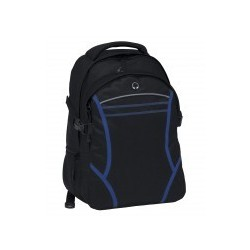 Reflex Backpack Black/Royal - BRFB
