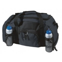 Road Trip Sports Bag Charcoal/Black - BRTS